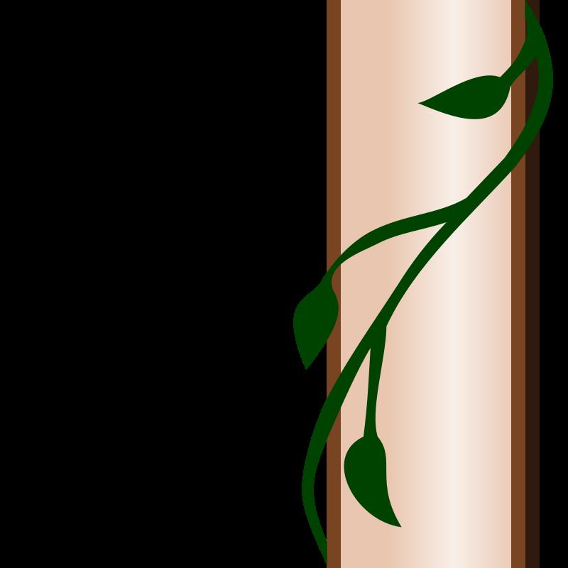 Free Clipart: RPG map ivy border 4 | nicubunu