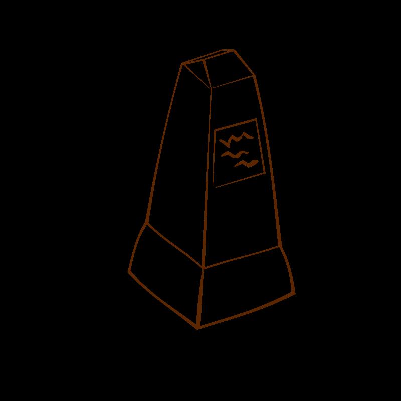 Free RPG map symbols Obelisk 2