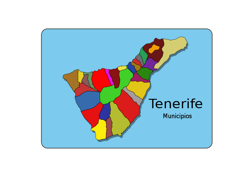 Free municipios tenerife clem 01