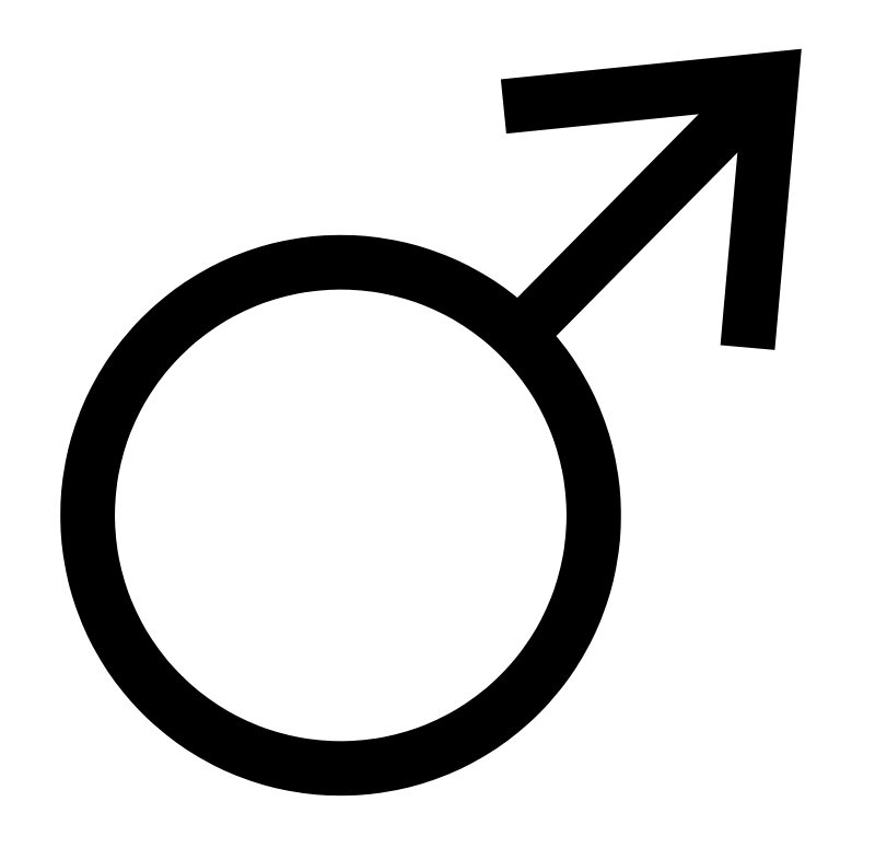 Free male symbol dan gerhards 01