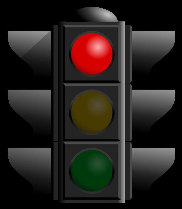 Free traffic light red dan ge 01