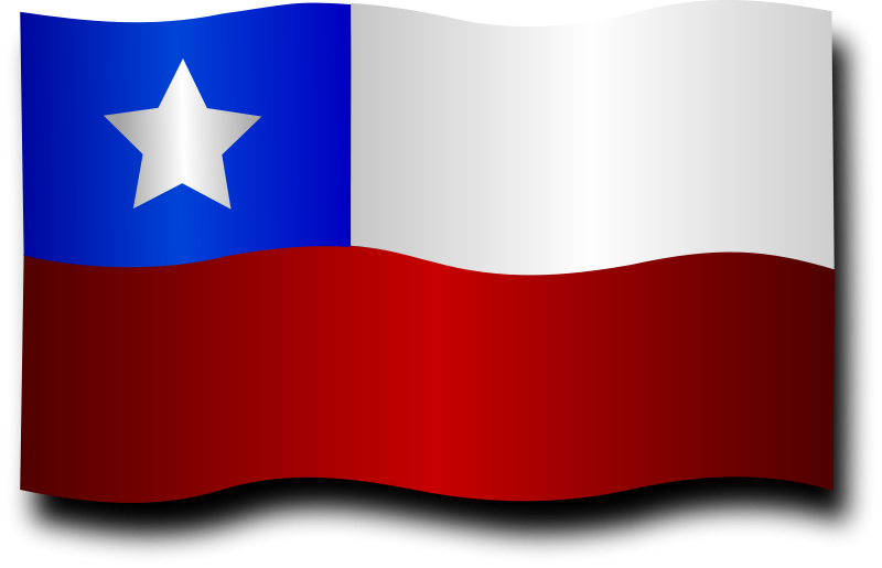 Free Clipart: Chilean Flag 6 | Merlin2525