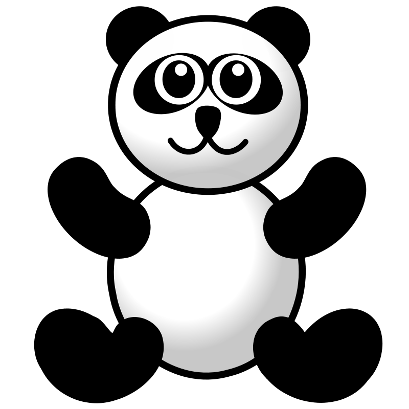 Free Panda toy