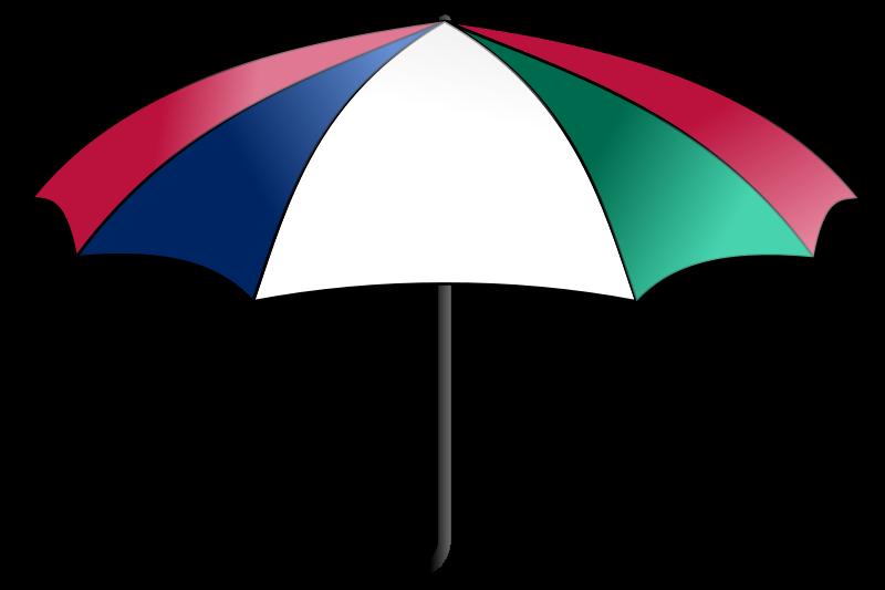 Free Umbrella, colorful