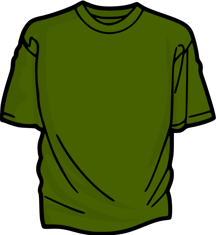 free clipart green 2 t shirt kuba rh 1001freedownloads com free clipart for t shirts free clip art for t shirt design