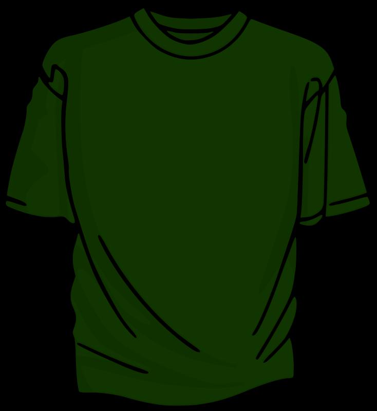 Free Green T-Shirt