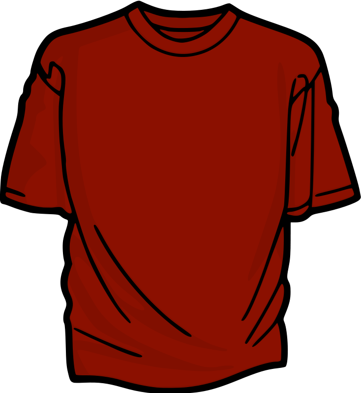 Free Red T-Shirt