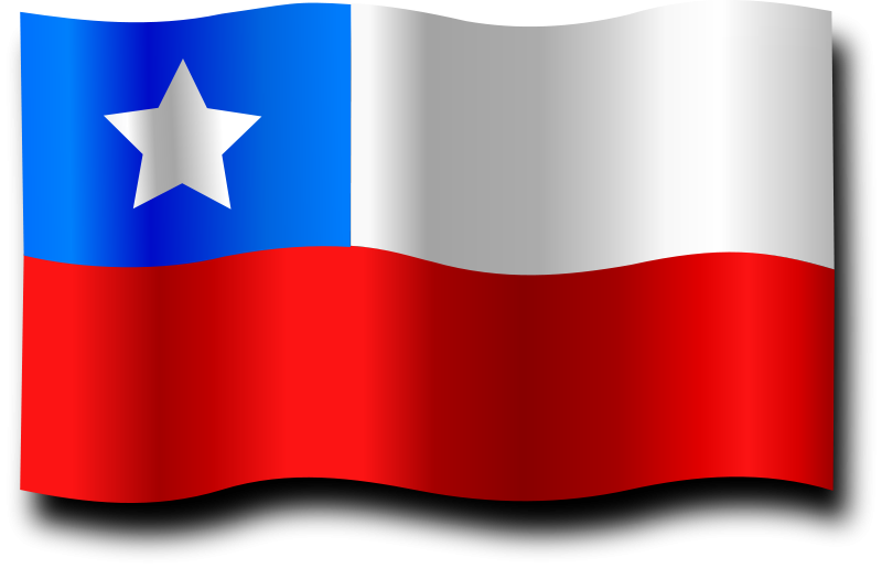 Free Clipart: Chilean Flag 2 | Merlin2525