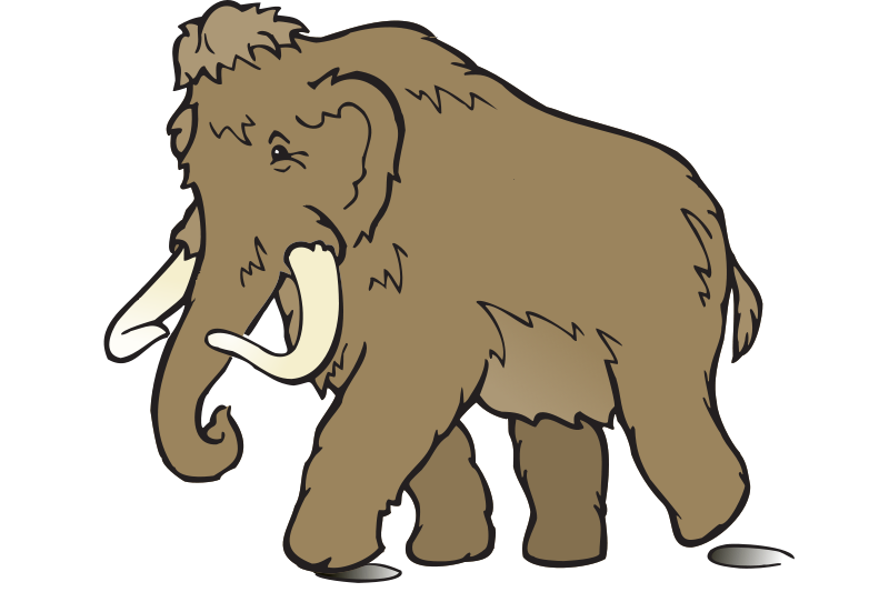 Free Wooly Mammoth