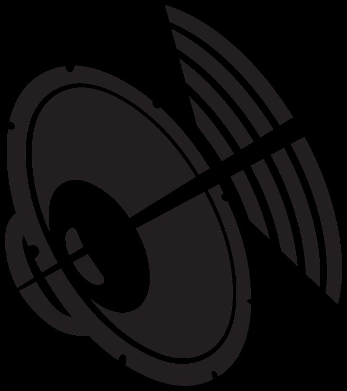 Free loudspeaker