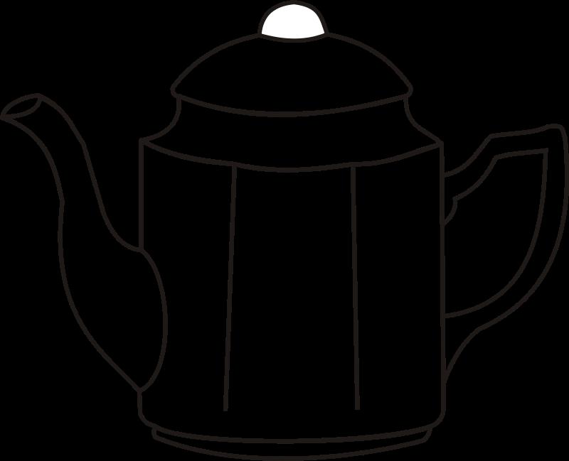 Free Clipart: Coffee-pot | Iyo
