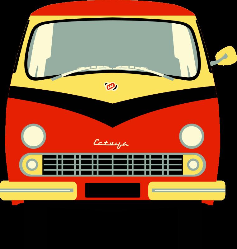 Free Minivan «Latvija» by Rones