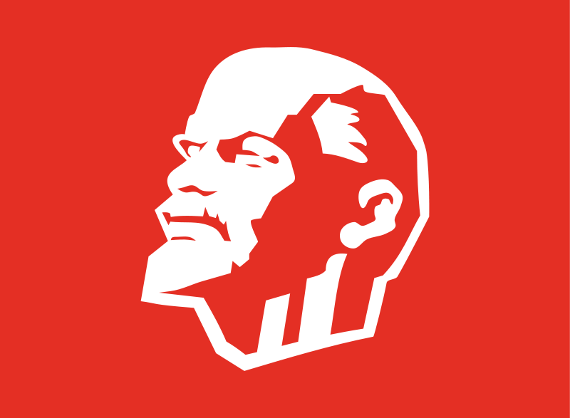 Free Leninist flag by Rones