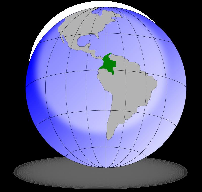 Free Colombia en el Globo