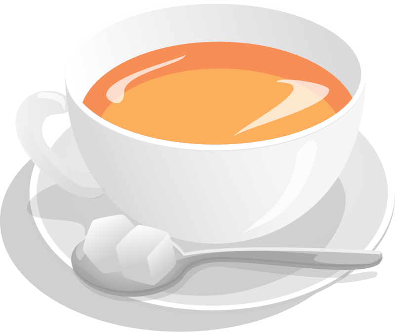 Free Clipart: Teacup | tonnnon