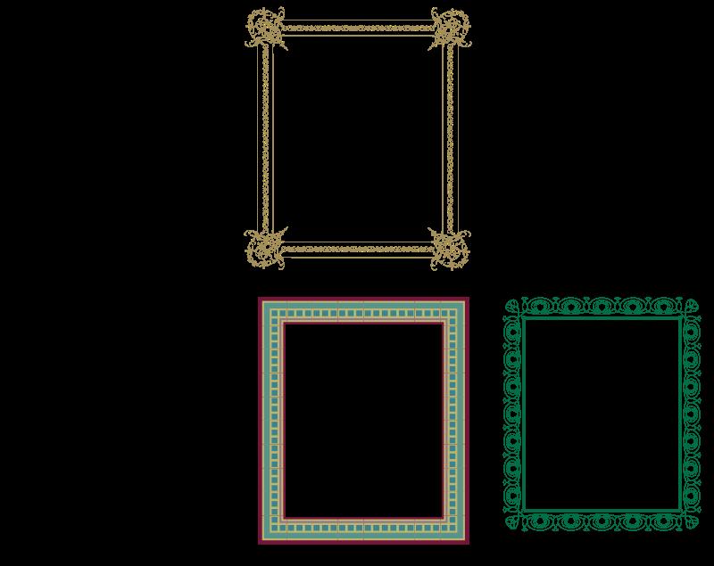 Free Artistic Frames 2