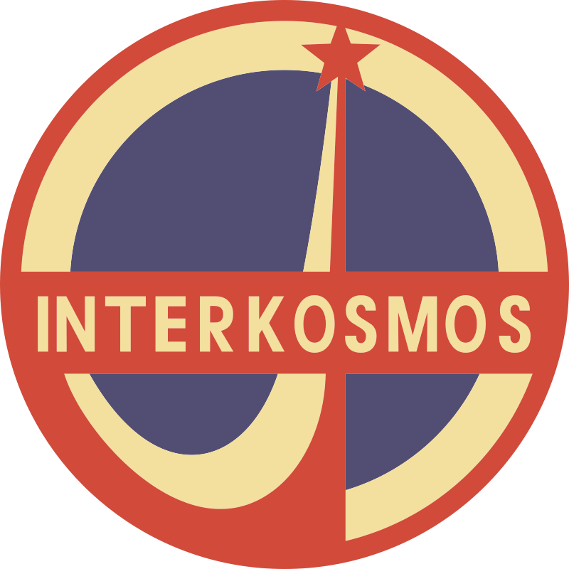 Free Interkosmos (general emblem) by Rones