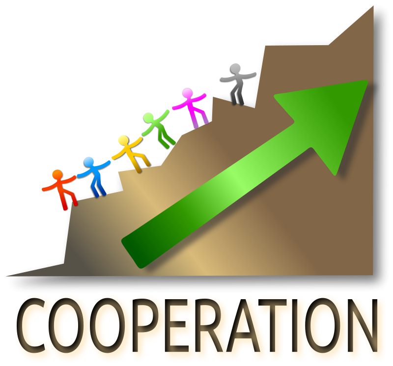 Free Cooperation Leads to Success