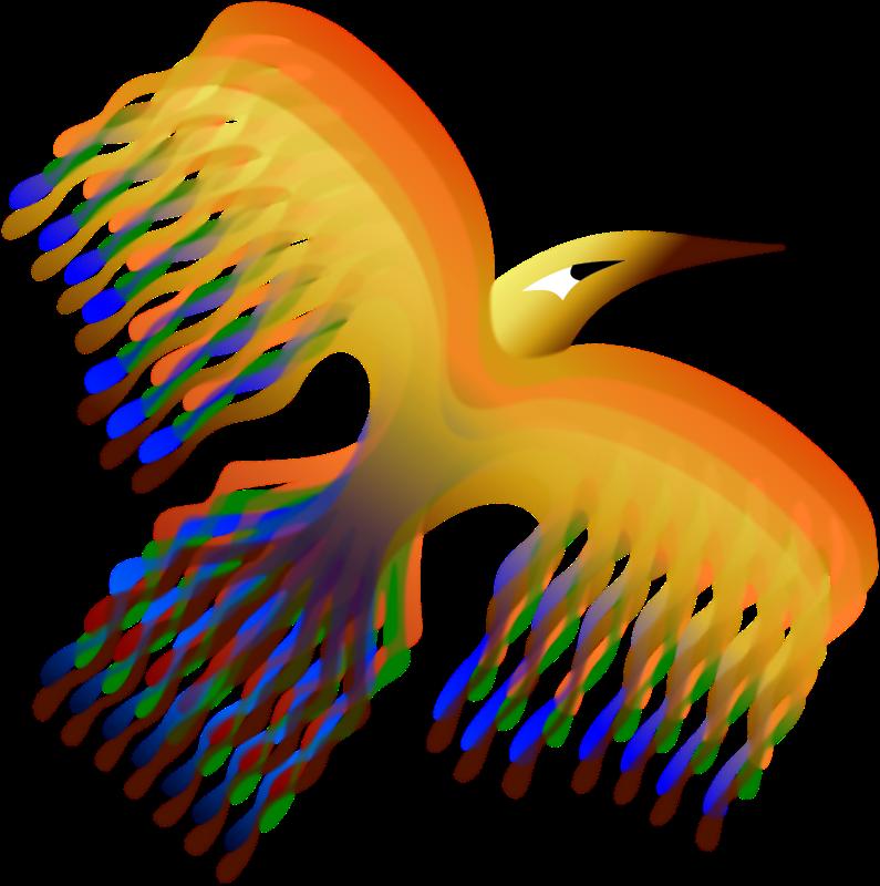 Free Phoenix Bird 2