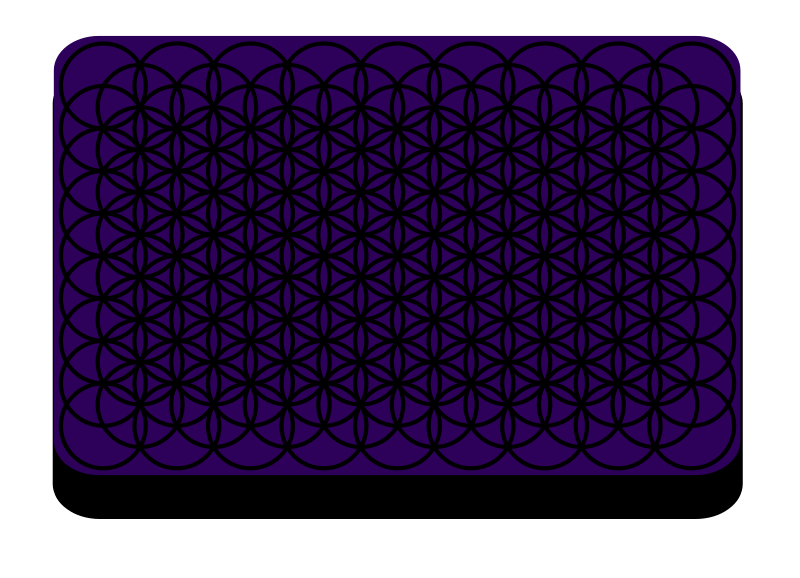 Free Flower of Life Tessellation for Laptop