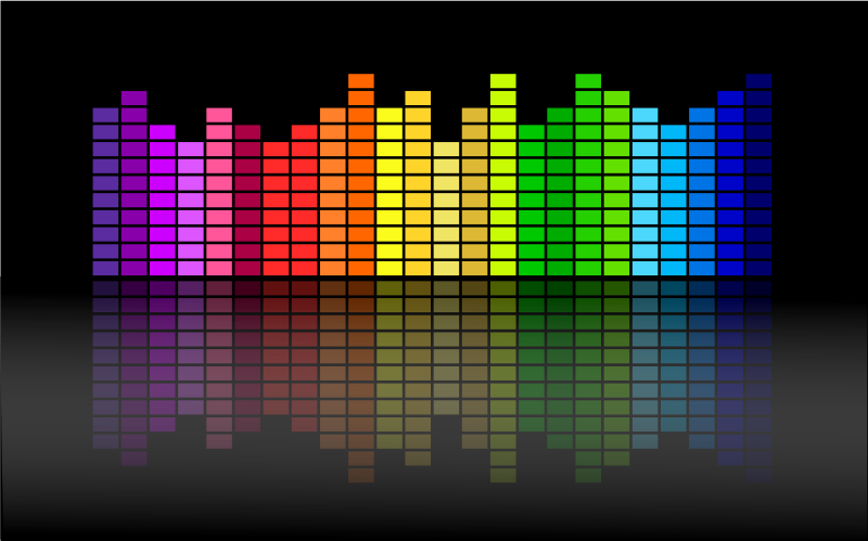Free Clipart: Music Equalizer | Merlin2525