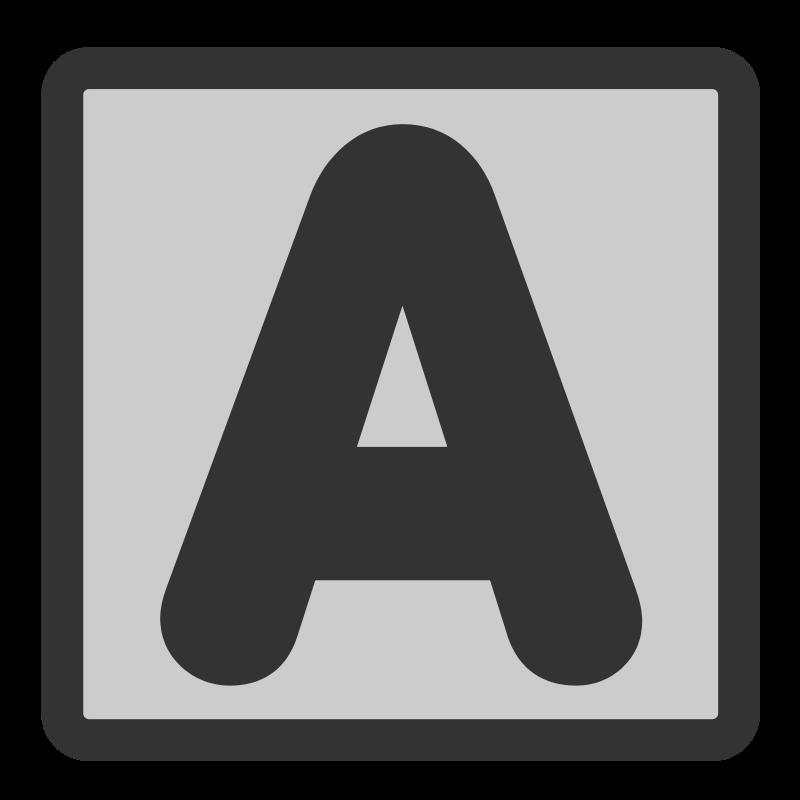 Free Clipart Ftbold Anonymous