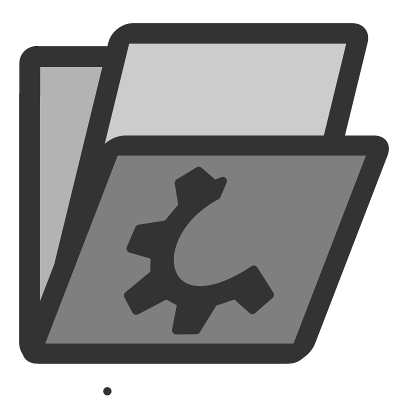 Free Clipart: Ftfolder txt | Anonymous