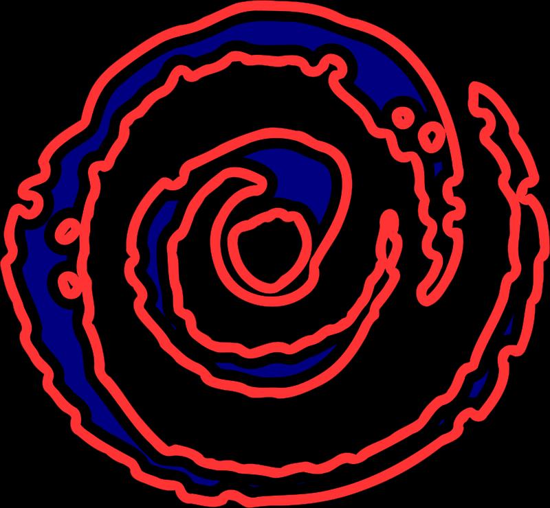 Free Spiral Fire