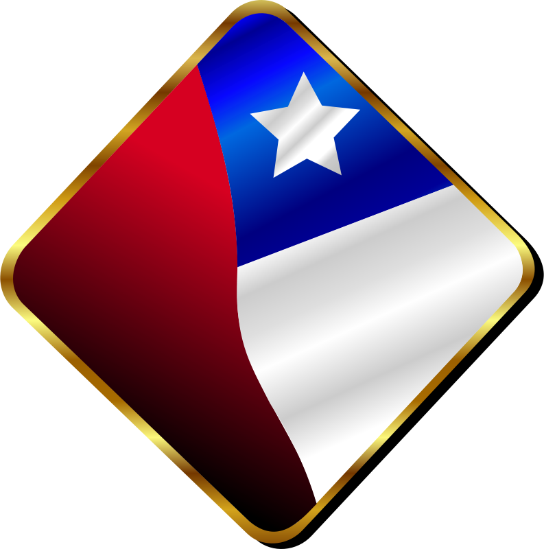 Free Clipart: Chilean Pin | Merlin2525