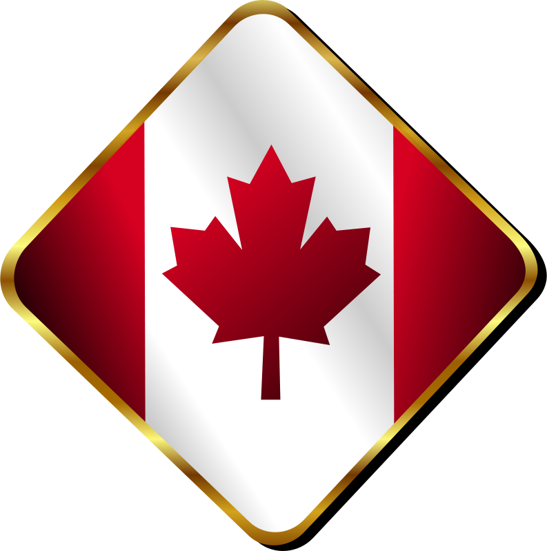 Free Canadian Pin