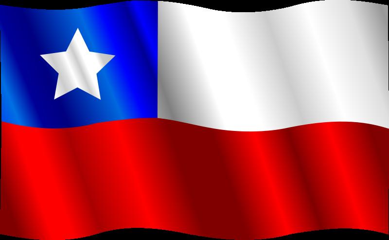 Free Chilean Flag