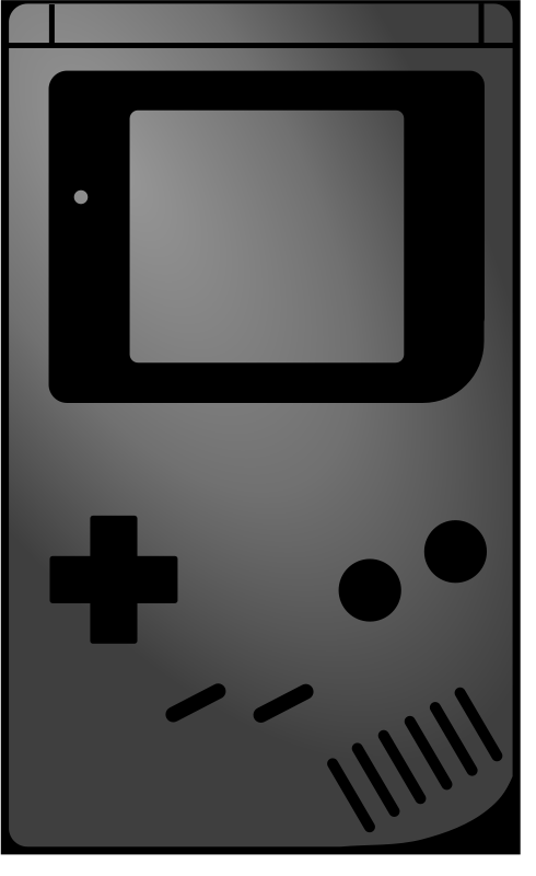 Free gameboy icon style