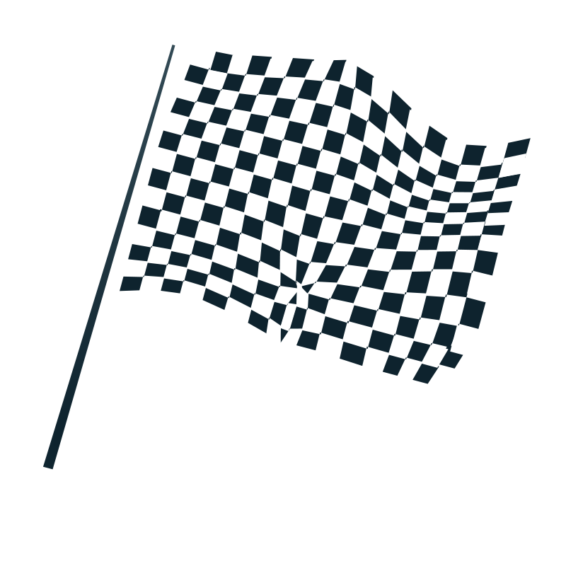 Checker Flag Race Checkered - Free vector graphic on Pixabay