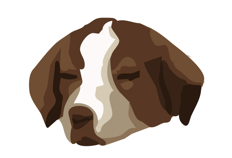 Free bored dog 01