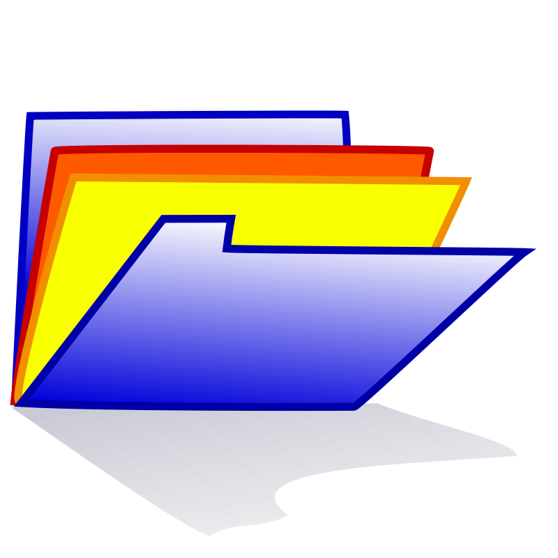 Free folder icon 01