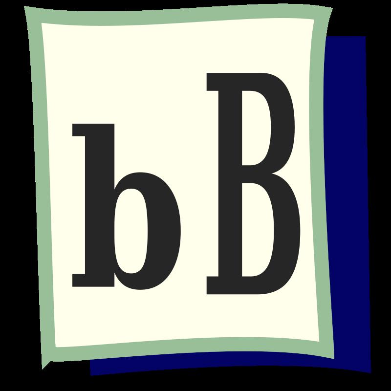 Free font type1