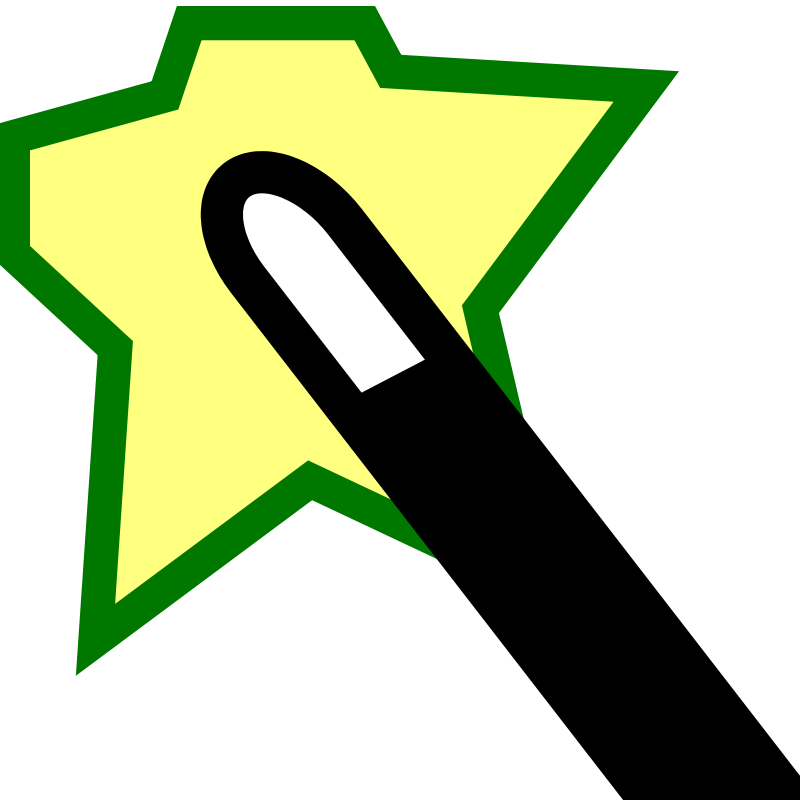 Free Clipart: Wizard | Anonymous