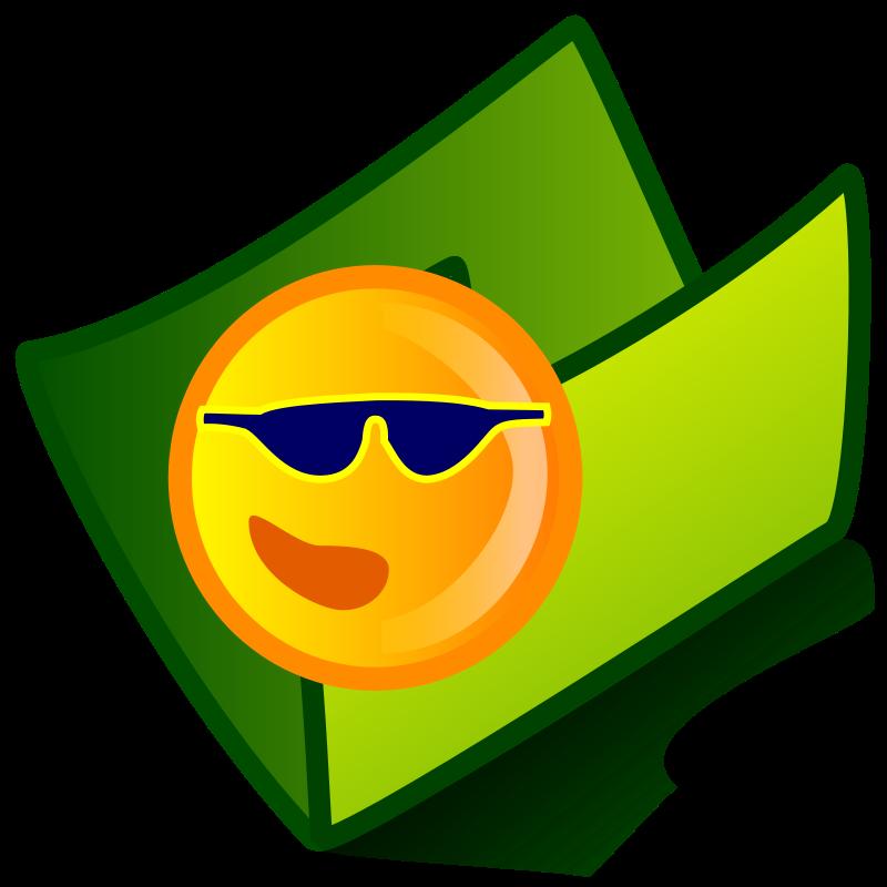 Free folder cool