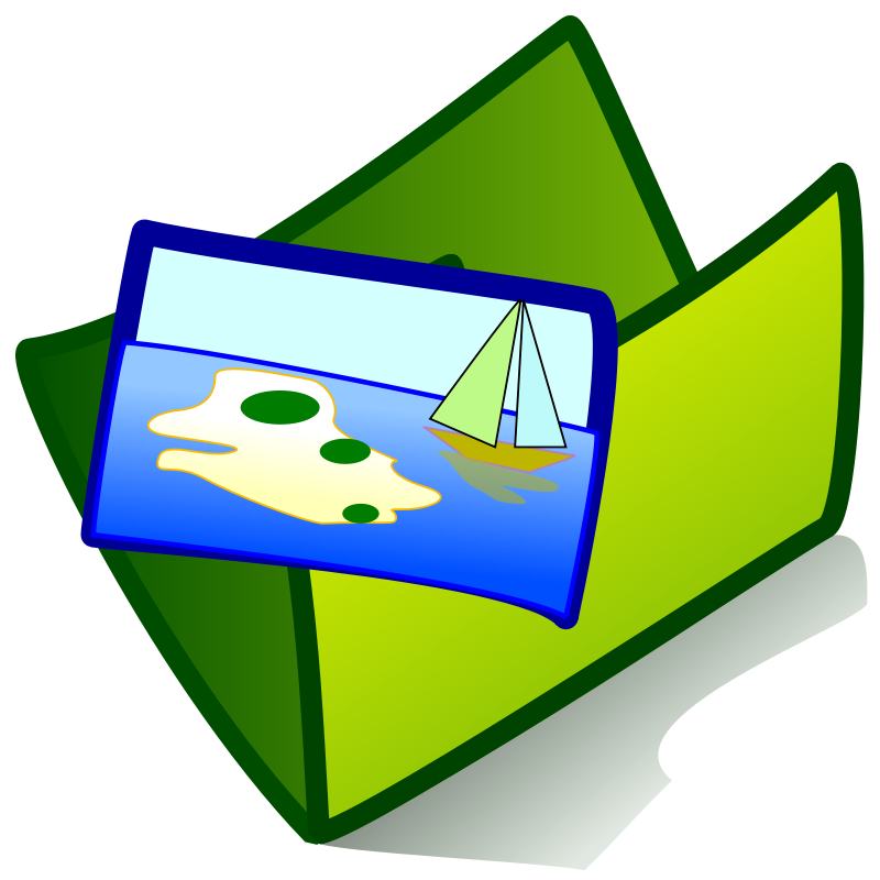 Free Clipart: Folder image | Anonymous