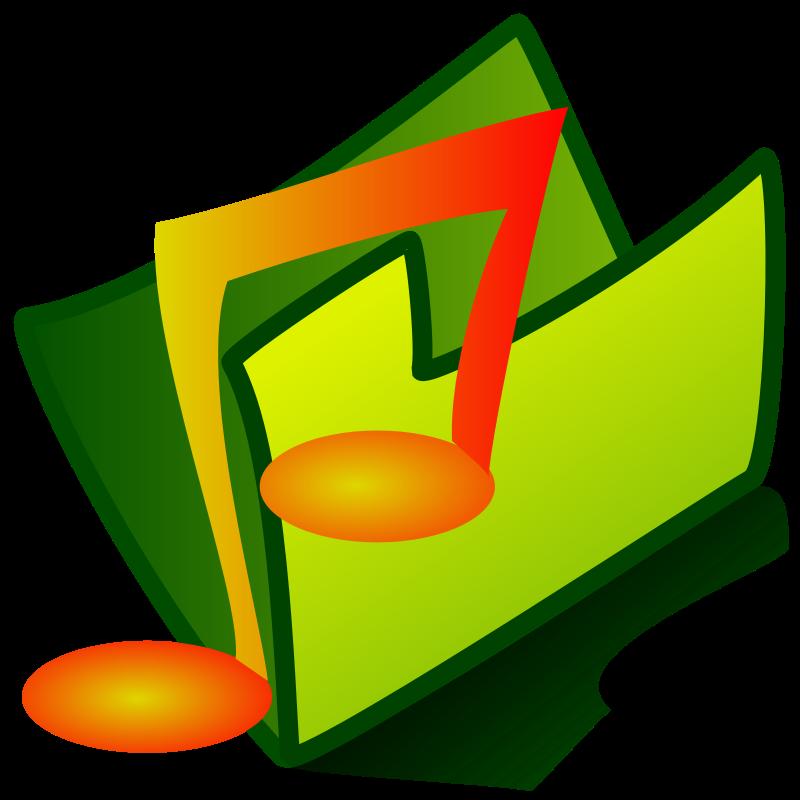 Free folder sound