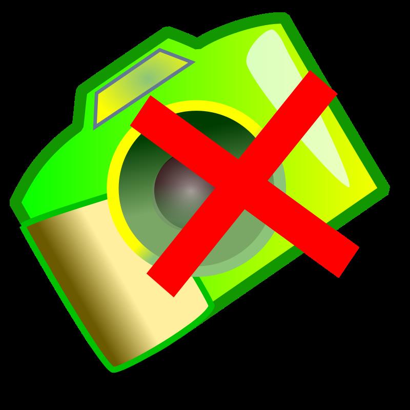 Free camera unmount