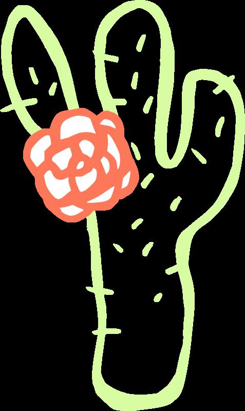 Free cactus linda kim 01
