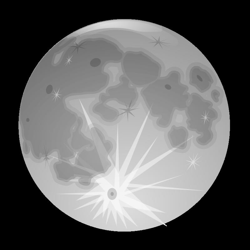 Free moon-full