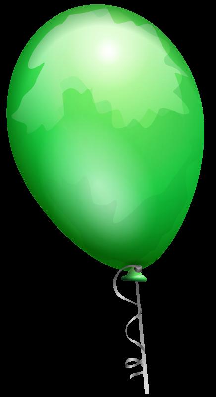 Free balloon-green-aj