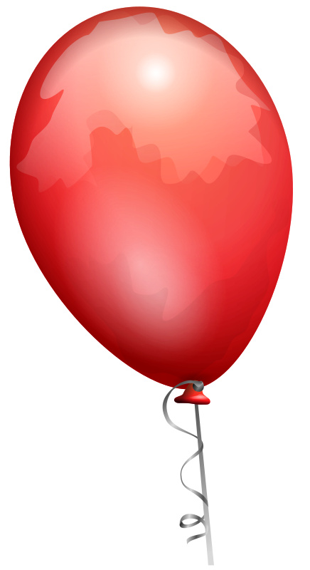 Free balloon-red-aj