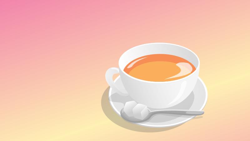 Free teacup