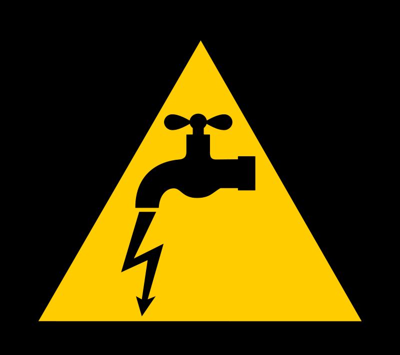 Free Danger Electric Leakage