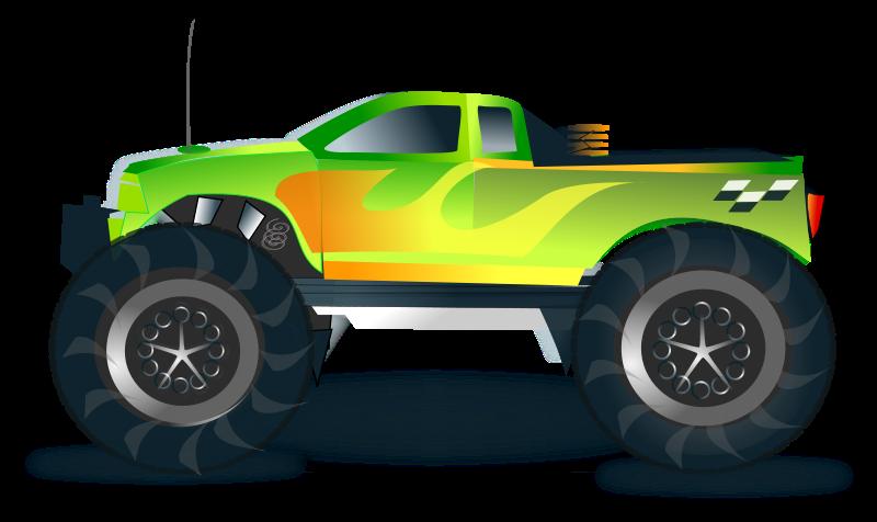 free clipart monster truck netalloy rh 1001freedownloads com monster truck clipart free monster truck clipart free