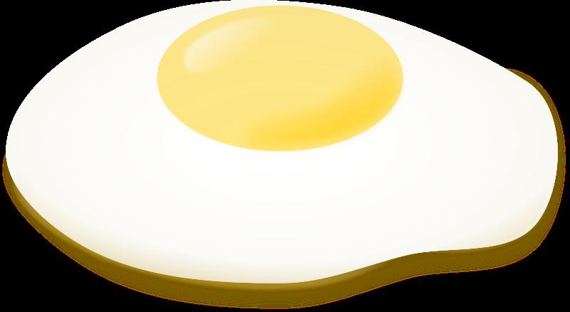 Free fried egg