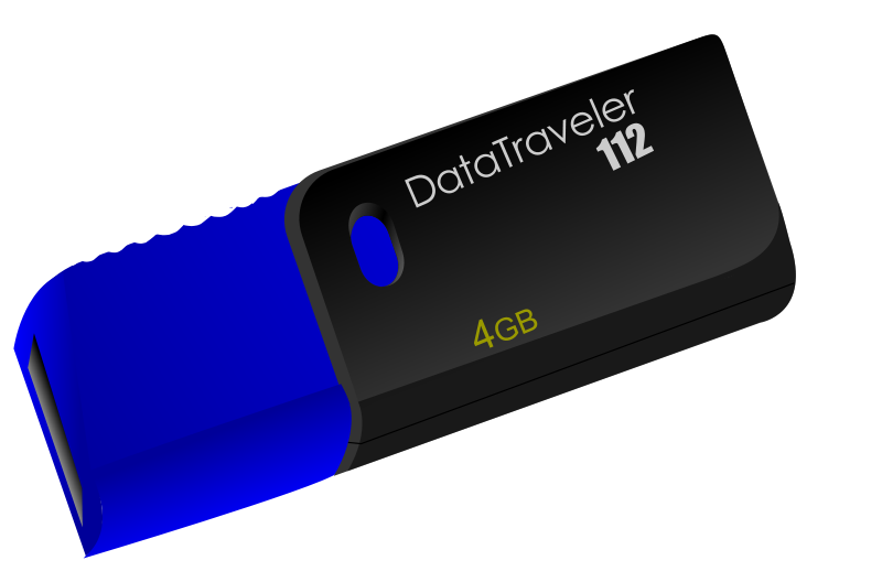 Free Kingston DataTraveller 112 USB flash drive